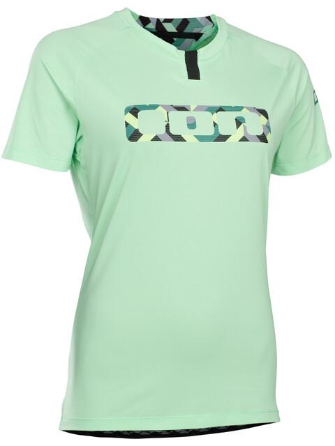 ION Traze Fietsshirt korte mouwen Dames groen